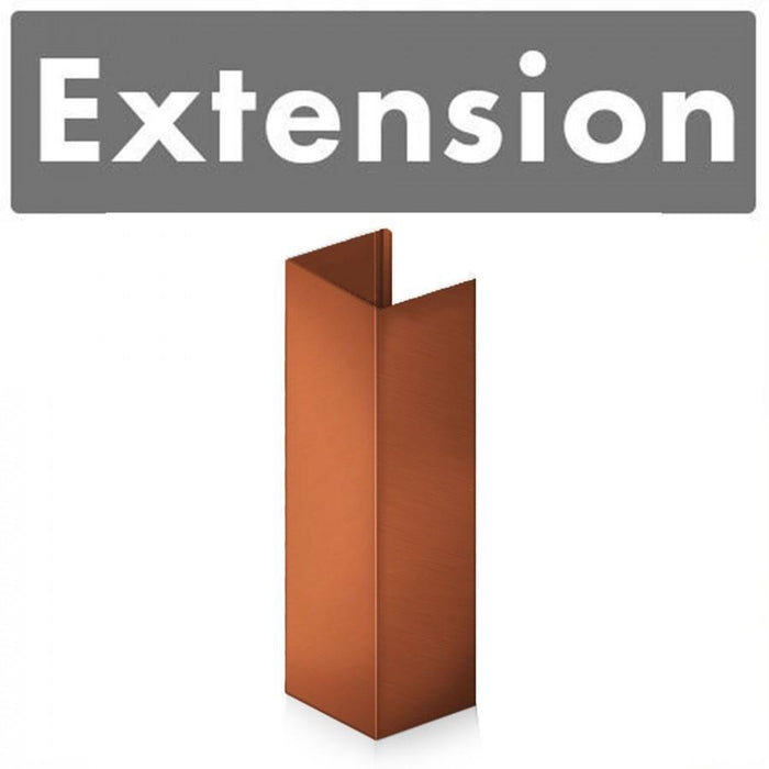 ZLINE 5 ft. Chimney Extension for Ceilings up to 12.5 ft., 8KBC-E