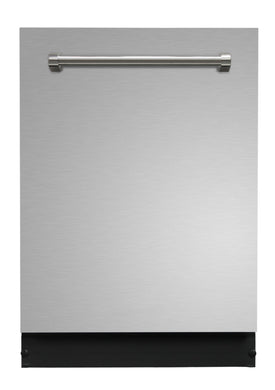AGA Professional Series 24 Inch Stainless Steel Built In Fully Integrated Dishwasher, AMPROTTDW-SS