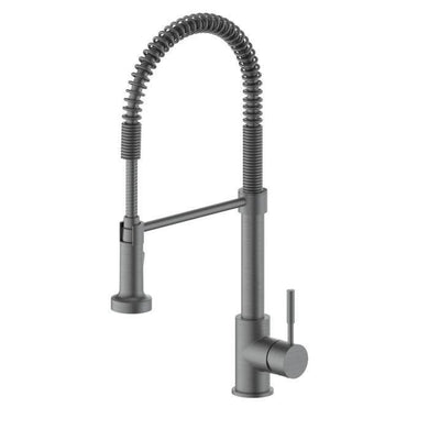 ZLINE Apollo Kitchen Faucet in Gun Metal, APL-KF-GM