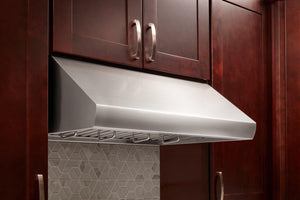Thor Kitchen 30 in. Under Cabinet Range Hood in Stainless Steel, HRH3006U test