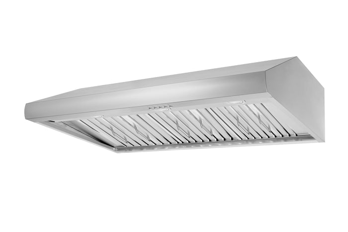 Thor Kitchen 48 in. Under Cabinet Range Hood in Stainless Steel, HRH4806U