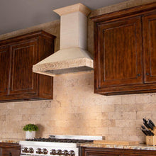ZLINE 30 in. Unfinished Wooden Wall Mount Range Hood, KBUFC-30