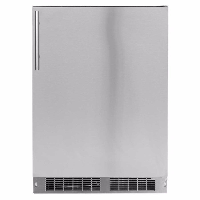 Northland Outdoor 5.3-cu ft Built-In/Freestanding Mini Fridge, NO24RAS0RS