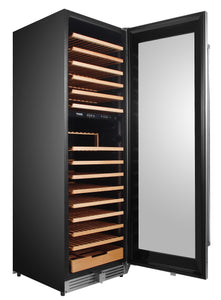 "Thor Kitchen 24"" 162 Bottle Dual Zone Wine Cooler, TWC2403DI test"