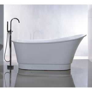 "VA6803 67"" x 31.5"" Freestanding Soaking Bathtub"