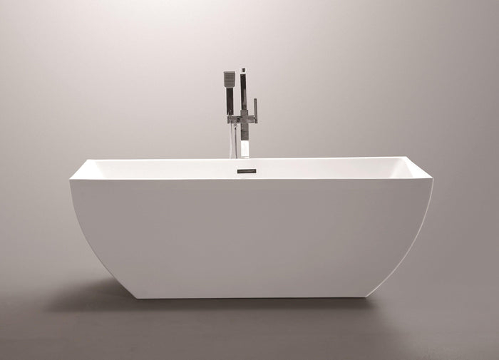 "VA6821 59"" x 29.5"" Freestanding Soaking Bathtub"