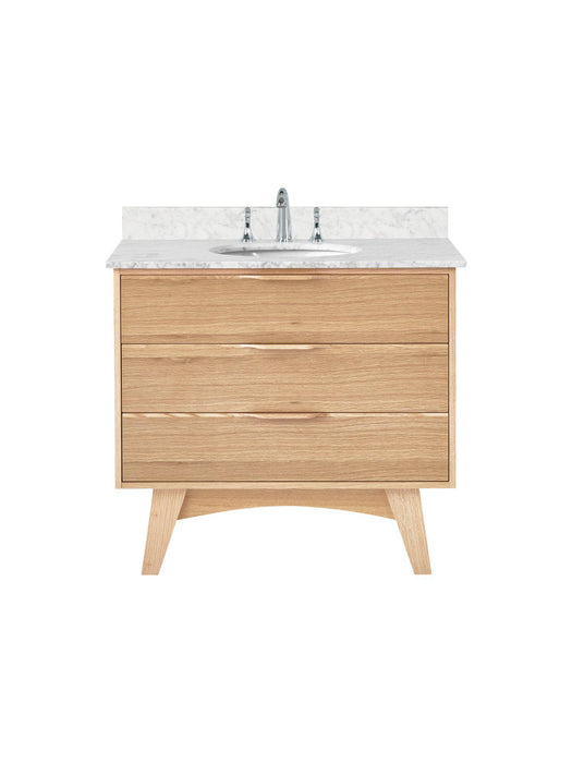 Swell Vanity By Design Alexander 36 Single Bathroom Vanity Set Interior Design Ideas Grebswwsoteloinfo