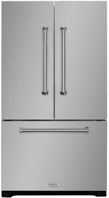 "AGA Professional Series 36"" 22.2 cu. ft. Stainless Steel Refrigerator, AMPROFD23-SS"