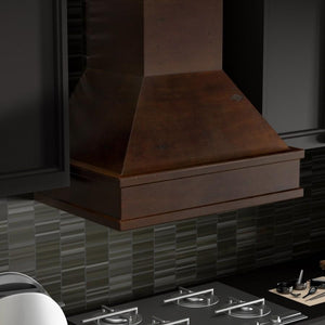 "ZLINE 30"" Designer Wooden Wall Mount Range Hood in Walnut and Hamilton, 329WH-30 test"