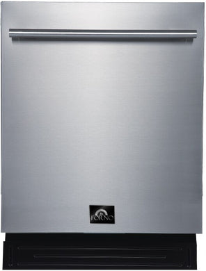 "Forno 24"" Stainless Steel Dishwasher - Energy Star, FDWBI8004-24S"