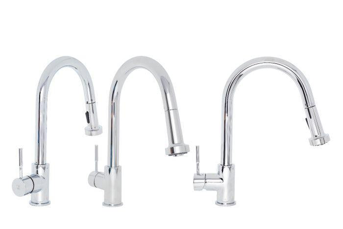 ZLINE MONET KITCHEN FAUCET FPNZ-CH-3