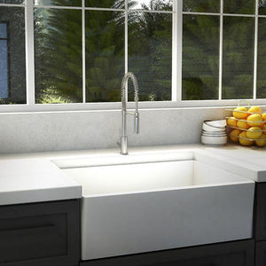 ZLINE Sierra Kitchen Faucet FSTB-CH-6 test