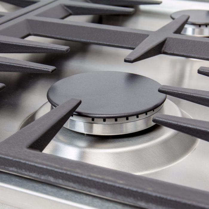 ZLINE 30 in. Dropin Cooktop with 4 Gas Burners RC30-4