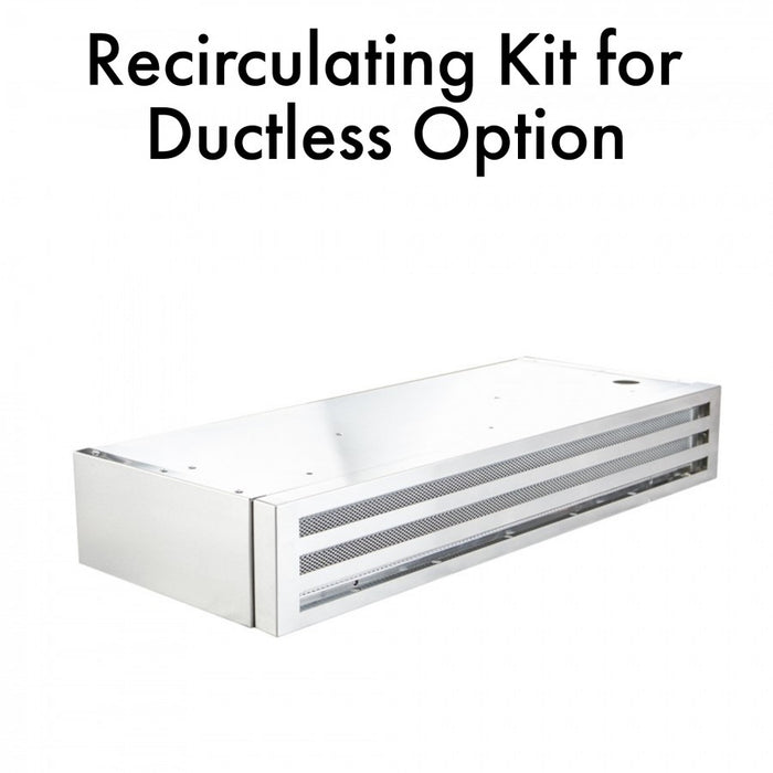 "ZLINE Recirculating Kit for 42"" Under Cabinet Range Hood (RK-42)"