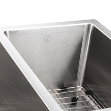 ZLINE Gateway Series 33 Inch Undermount Double Bowl Sink in Stainless Steel SC70D-33-3