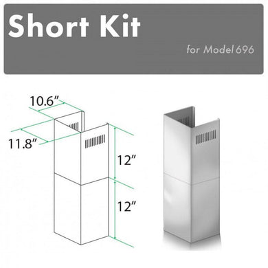 ZLINE Short Kit for 8ft. Ceilings (SK-696)