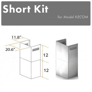 ZLINE Short Kit for 8ft. Ceilings (SK-KECOM) test