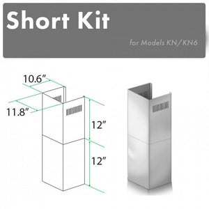 ZLINE Short Kit for 8ft. Ceilings (SK-KN) test