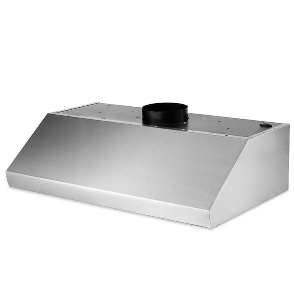Thor Kitchen 36 in. Under Cabinet Range Hood in Stainless Steel, HRH3606U