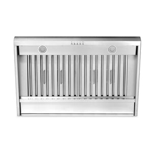 Thor Kitchen 36 in. Under Cabinet Range Hood in Stainless Steel, HRH3606U test