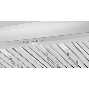 Thor Kitchen 48 in. Under Cabinet Range Hood in Stainless Steel, HRH4806U test