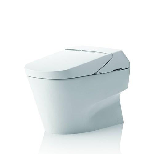 Toto Neorest Dual Flush Elongated Toilet Bowl (Seat Included), MS992CUMFG#01