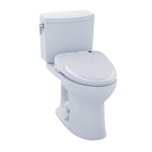 Toto Drake II 1.0 GPF Elongated Two Piece Toilet S300e, MW454574CUFG#01