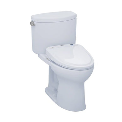 Toto Drake II 1.28 GPF Elongated Two Piece Toilet S350e, MW454584CEFG#01