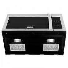 ZLINE Over the Range Microwave Oven in Stainless Steel, MWO-OTR-30