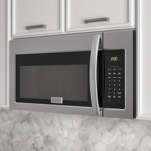 ZLINE Over the Range Microwave Oven in Stainless Steel, MWO-OTR-30 test