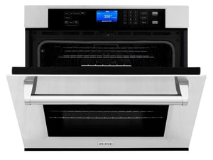ZLINE 30 in. Professional Single Wall Oven in Stainless Steel with Self-Cleaning, AWS-30 test
