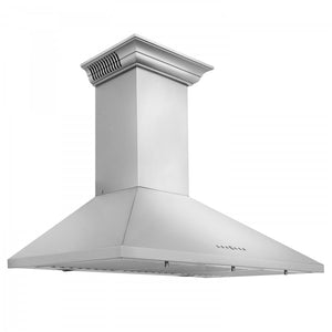 "ZLINE 30"" Stainless Steel Wall Range Hood with Built-in CrownSound® Bluetooth Speakers, KL2CRN-BT-30 test"