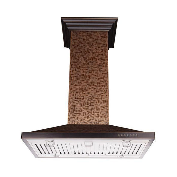 zline-copper-island-mounted-range-hood-8gl2hi-under_1