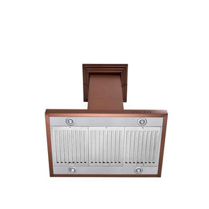 zline-copper-island-mounted-range-hood-8kl3ic-under-2 test