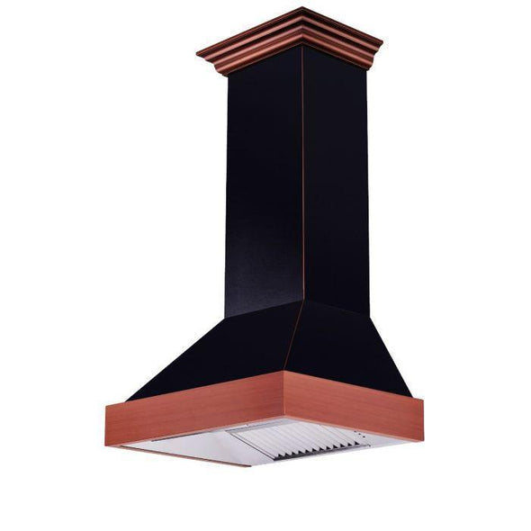 zline-copper-wall-mounted-range-hood-655-bcxxx-side-under