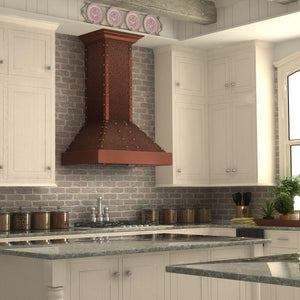 zline-copper-wall-mounted-range-hood-655-ecccc-kitchen test