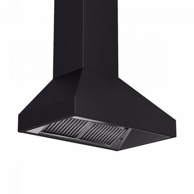 zline-copper-wall-mounted-range-hood-8667b-side-under