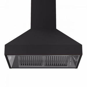 zline-copper-wall-mounted-range-hood-8667b-underneath test