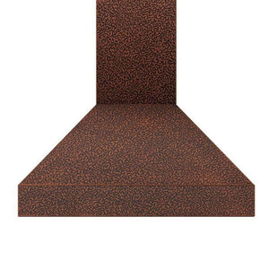 zline-copper-wall-mounted-range-hood-8667e-front test