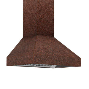 zline-copper-wall-mounted-range-hood-8667e-main test