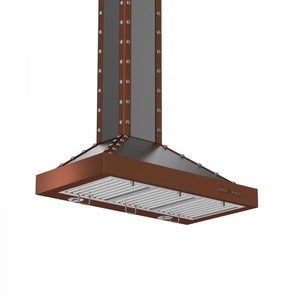 "ZLINE 36"" Copper Finish Wall Range Hood, KB2-SCCXS-36 test"