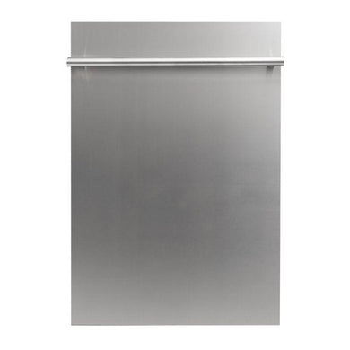 "ZLINE 18"" Top Control Dishwasher in Stainless Steel with Stainless Steel Tub, DW-304-18"