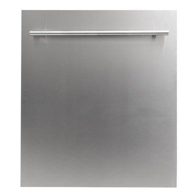 "ZLINE 24"" Top Control Dishwasher in Stainless Steel Tub with Stainless Steel Tub, DW-304-24"