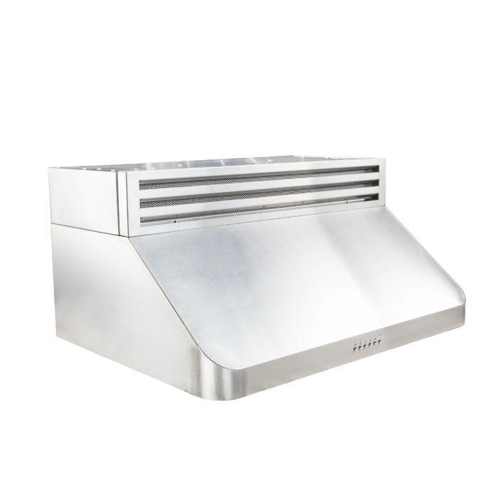 "ZLINE 30"" Recirculating Under Cabinet Stainless Range Hood, RK623-30"