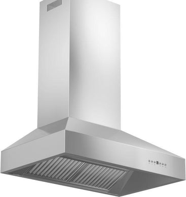 "ZLINE 42"" Stainless Steel Indoor Wall Range Hood, 697-42"