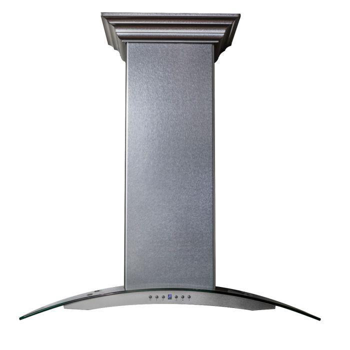 zline-stainless-steel-wall-mounted-range-hood-8kn4s-front