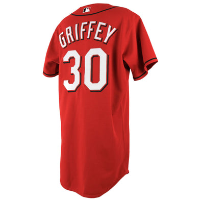 Ken Griffey Jr 2005 Cincinnati Reds Game Worn Jersey