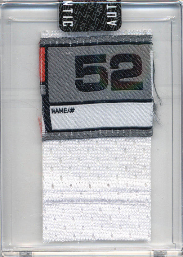 Brett Favre 2000 Green Bay Packers Game Worn Jersey Mystery Swatch Box