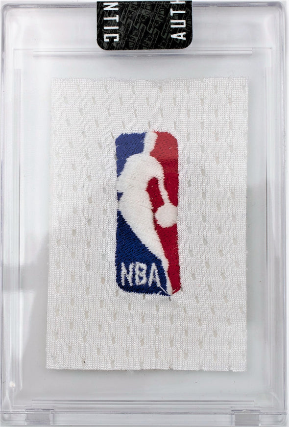 Patrick Ewing 2000-01 New York Knicks Game Worn Jersey Mystery Swatch Box