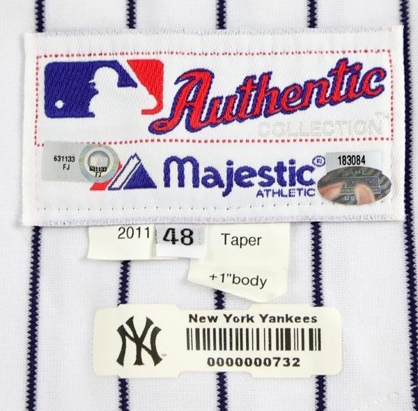 Alex Rodriguez 2011 NY Yankees Game Worn Jersey Mystery Swatch Box